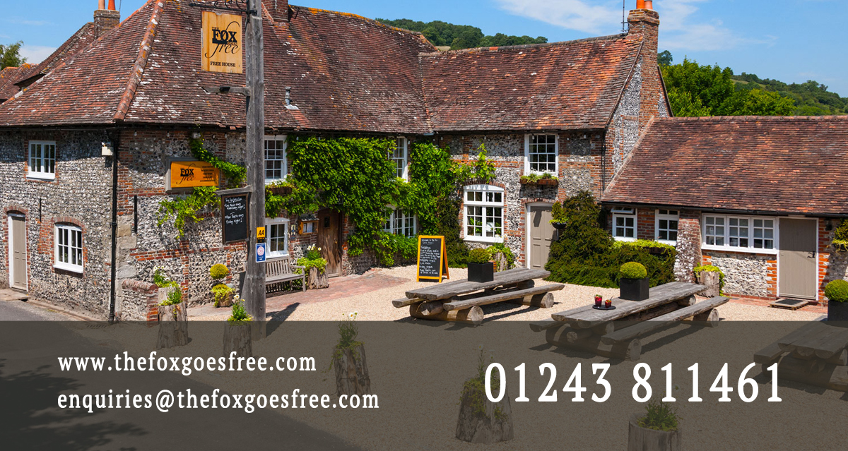 The Fox Goes Free Country Pub Restaurant Goodwood Chichester